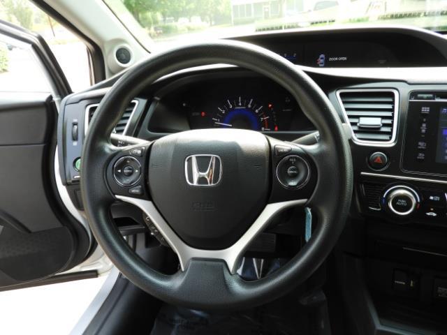 2015 Honda Civic SE / Sedan / Backup camera / Spoiler / 1-OWNER - Photo 35 - Portland, OR 97217
