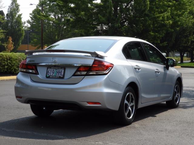 2015 Honda Civic SE / Sedan / Backup camera / Spoiler / 1-OWNER - Photo 8 - Portland, OR 97217