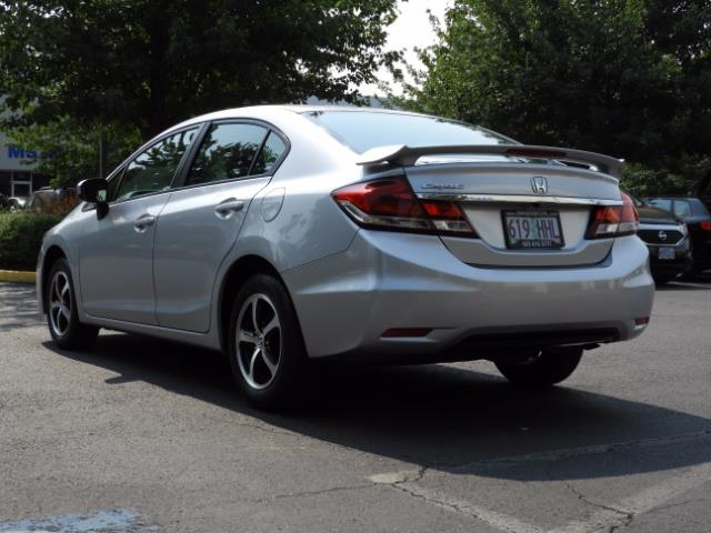2015 Honda Civic SE / Sedan / Backup camera / Spoiler / 1-OWNER - Photo 7 - Portland, OR 97217