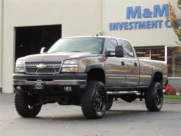 2006 Chevrolet Silverado 2500 LT / 4X4 / 6.6L DIESEL / LBZ Engine/ LIFTED LIFTED Truck
