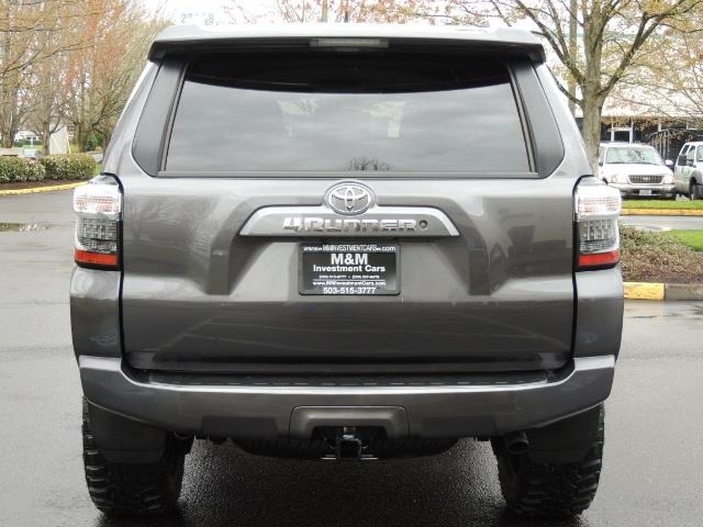 2016 Toyota 4Runner 4WD / V6 / 3RD SEAT / FACTORY WARRANTY / LIFTED !! - Photo 6 - Portland, OR 97217