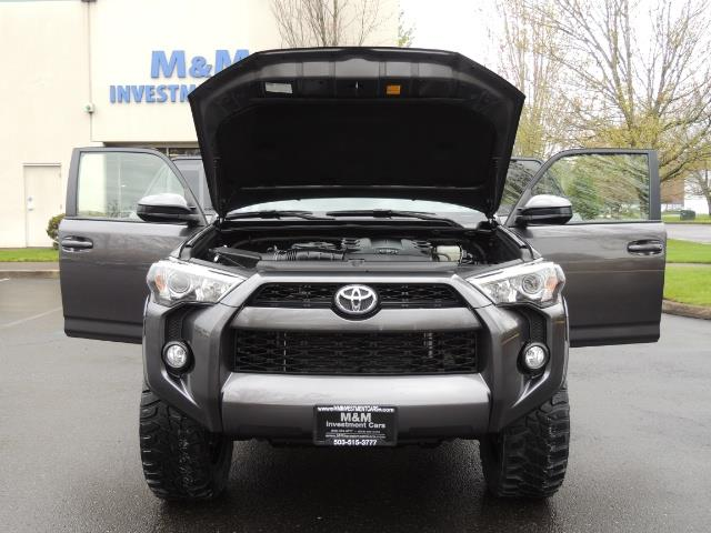 2016 Toyota 4Runner 4WD / V6 / 3RD SEAT / FACTORY WARRANTY / LIFTED !! - Photo 30 - Portland, OR 97217