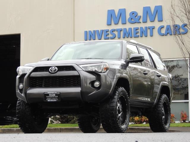 2016 Toyota 4Runner 4WD / V6 / 3RD SEAT / FACTORY WARRANTY / LIFTED !! - Photo 42 - Portland, OR 97217