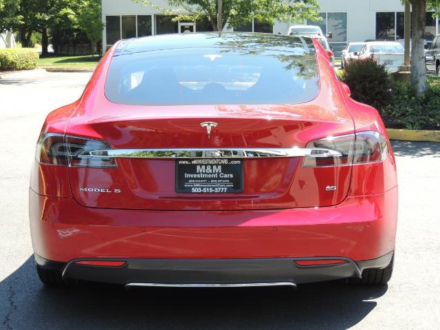 2014 Tesla Model S 85 / Leather / Heated seats / Panorama Roof / Navi - Photo 6 - Portland, OR 97217
