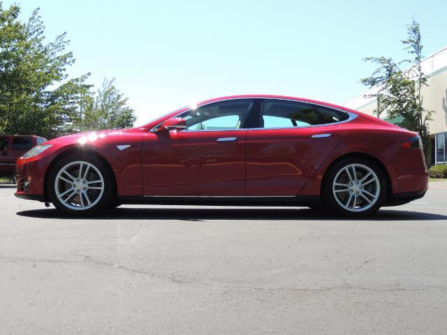 2014 Tesla Model S 85 / Leather / Heated seats / Panorama Roof / Navi - Photo 3 - Portland, OR 97217