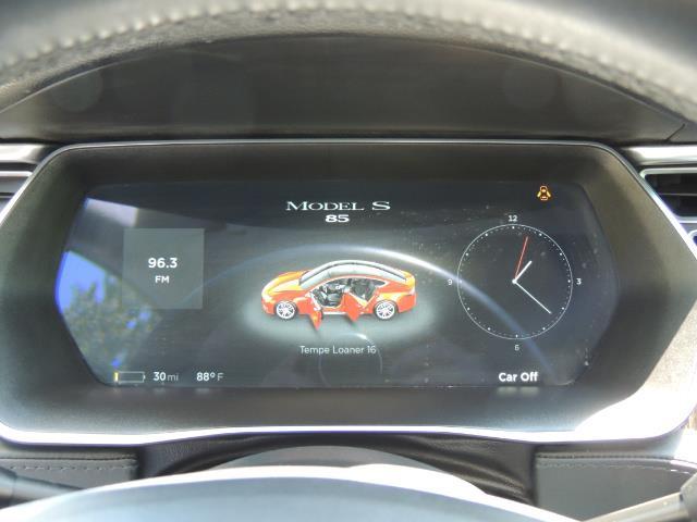 2014 Tesla Model S 85 / Leather / Heated seats / Panorama Roof / Navi - Photo 36 - Portland, OR 97217