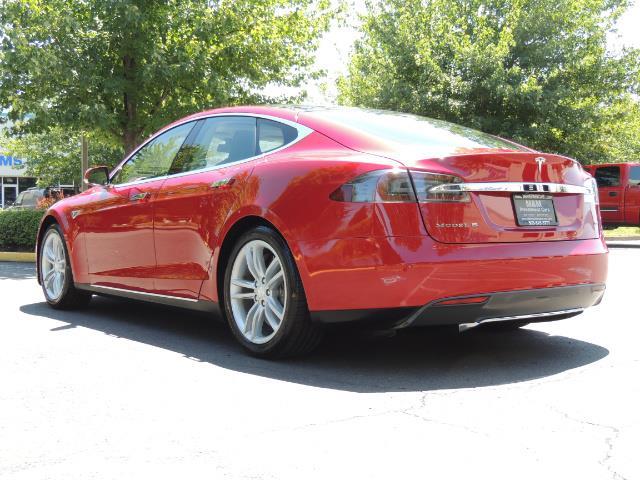 2014 Tesla Model S 85 / Leather / Heated seats / Panorama Roof / Navi - Photo 7 - Portland, OR 97217