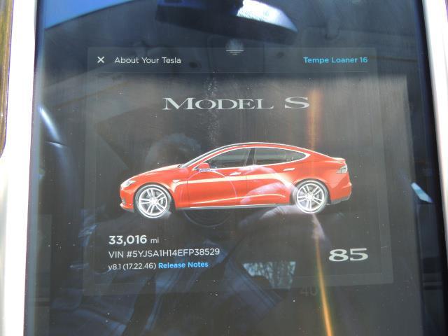 2014 Tesla Model S 85 / Leather / Heated seats / Panorama Roof / Navi - Photo 39 - Portland, OR 97217