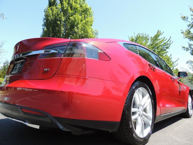 2014 Tesla Model S 85 / Leather / Heated seats / Panorama Roof / Navi - Photo 45 - Portland, OR 97217