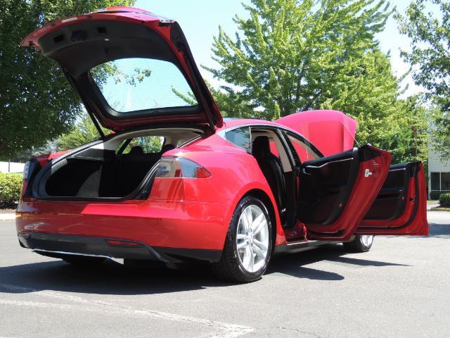2014 Tesla Model S 85 / Leather / Heated seats / Panorama Roof / Navi - Photo 29 - Portland, OR 97217