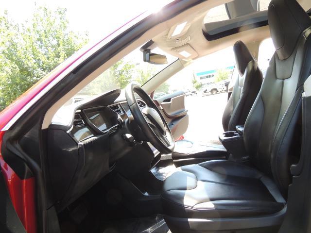 2014 Tesla Model S 85 / Leather / Heated seats / Panorama Roof / Navi - Photo 12 - Portland, OR 97217