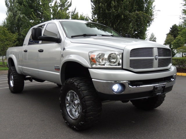 2007 dodge ram 2500 slt mega cab 5 9l diesel 4x4. Black Bedroom Furniture Sets. Home Design Ideas