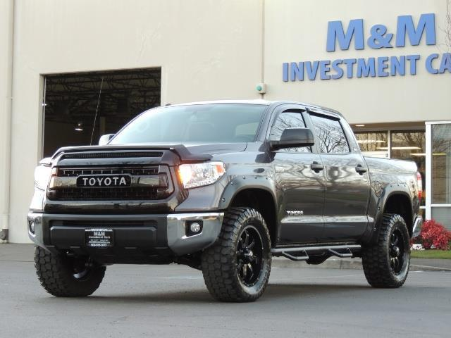 2015 toyota tundra crewmax 5 7l trd off road 4x4 full. Black Bedroom Furniture Sets. Home Design Ideas