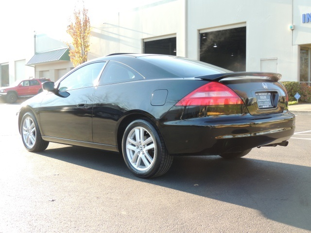 2003 honda accord ex coupe 4 cyl automatic leather moon roof. Black Bedroom Furniture Sets. Home Design Ideas