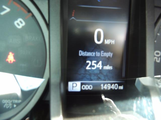 2016 Toyota Tacoma TRD Sport 4X4 / Navi / Long Bed / 14Kmile / LIFTED - Photo 19 - Portland, OR 97217