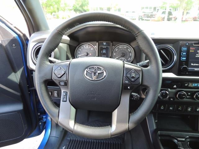 2016 Toyota Tacoma TRD Sport 4X4 / Navi / Long Bed / 14Kmile / LIFTED - Photo 26 - Portland, OR 97217
