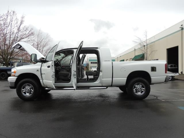 2006 Dodge Ram 3500 SLT 4dr Mega Cab / 4X4 / 5.9L DIESEL / 6-SPEED - Photo 26 - Portland, OR 97217