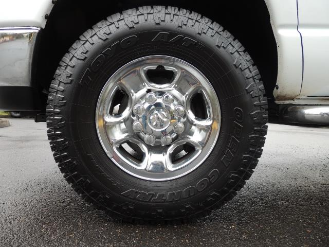 2006 Dodge Ram 3500 SLT 4dr Mega Cab / 4X4 / 5.9L DIESEL / 6-SPEED - Photo 23 - Portland, OR 97217