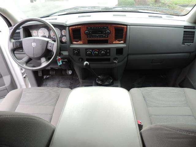 2006 Dodge Ram 3500 SLT 4dr Mega Cab / 4X4 / 5.9L DIESEL / 6-SPEED - Photo 38 - Portland, OR 97217