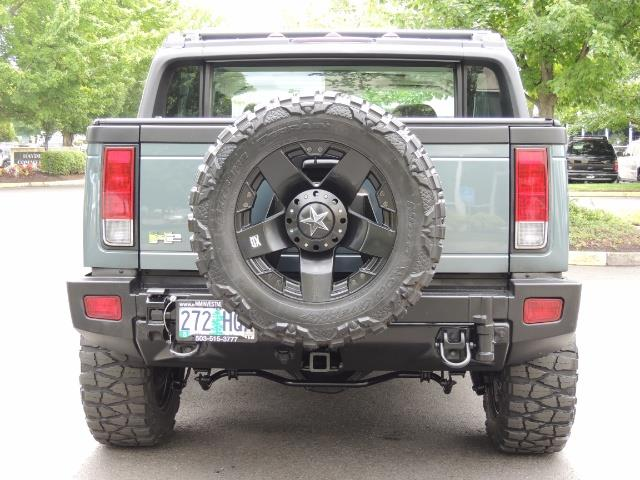 2005 Hummer H2 SUT Sport Utility Pickup 4DR / 4X4 / LIFTED - Photo 6 - Portland, OR 97217