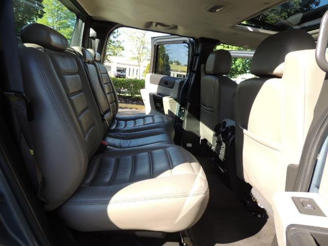 2005 Hummer H2 SUT Sport Utility Pickup 4DR / 4X4 / LIFTED - Photo 17 - Portland, OR 97217