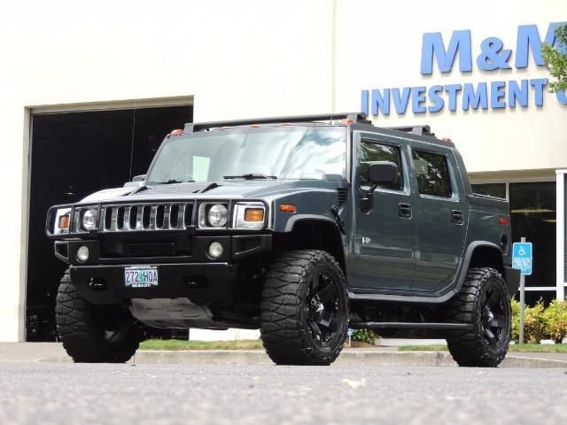 2005 Hummer H2 SUT Sport Utility Pickup 4DR / 4X4 / LIFTED - Photo 1 - Portland, OR 97217