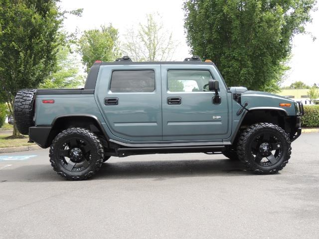 2005 Hummer H2 SUT Sport Utility Pickup 4DR / 4X4 / LIFTED - Photo 4 - Portland, OR 97217