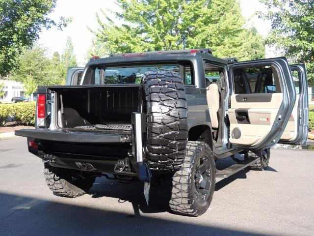 2005 Hummer H2 SUT Sport Utility Pickup 4DR / 4X4 / LIFTED - Photo 29 - Portland, OR 97217