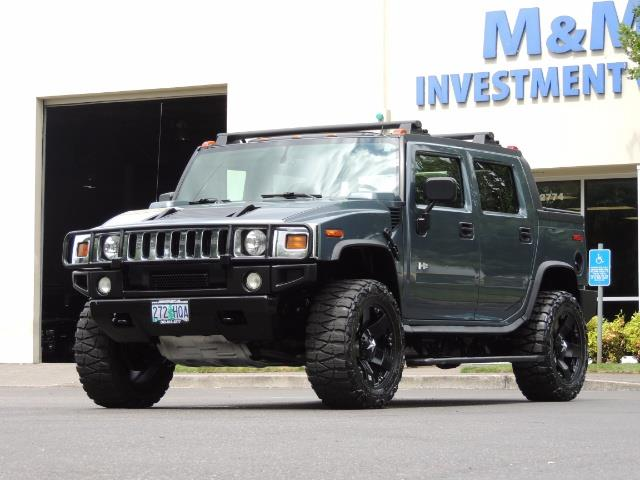 2005 Hummer H2 SUT Sport Utility Pickup 4DR / 4X4 / LIFTED - Photo 39 - Portland, OR 97217