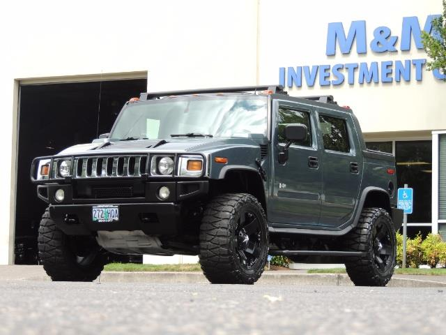 2005 Hummer H2 SUT Sport Utility Pickup 4DR / 4X4 / LIFTED - Photo 38 - Portland, OR 97217