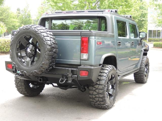 2005 Hummer H2 SUT Sport Utility Pickup 4DR / 4X4 / LIFTED - Photo 8 - Portland, OR 97217