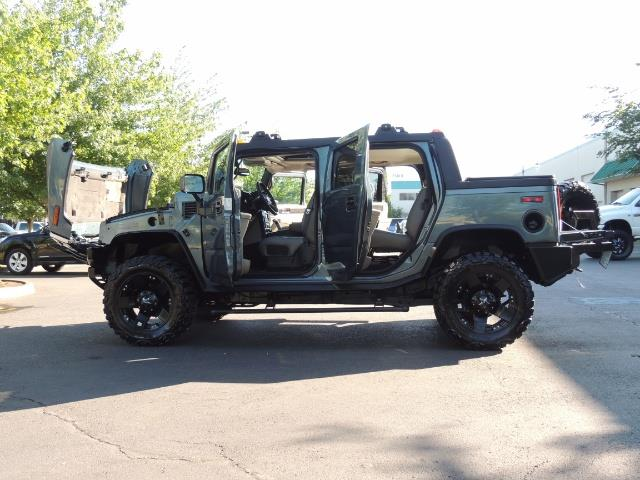 2005 Hummer H2 SUT Sport Utility Pickup 4DR / 4X4 / LIFTED - Photo 26 - Portland, OR 97217