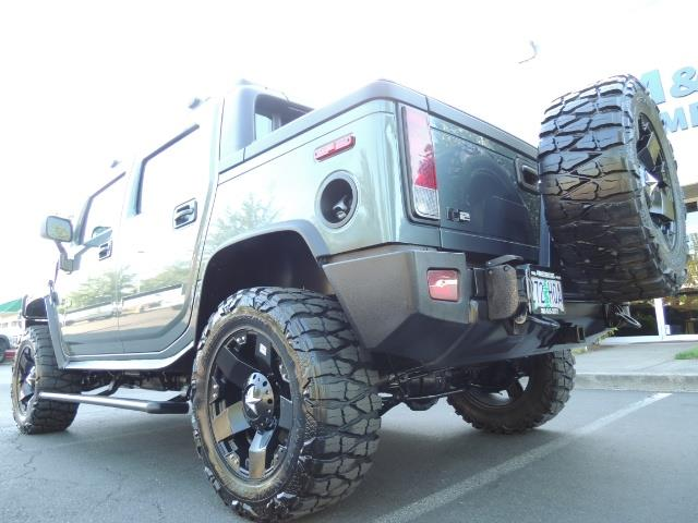 2005 Hummer H2 SUT Sport Utility Pickup 4DR / 4X4 / LIFTED - Photo 12 - Portland, OR 97217