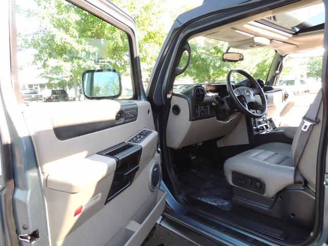 2005 Hummer H2 SUT Sport Utility Pickup 4DR / 4X4 / LIFTED - Photo 14 - Portland, OR 97217