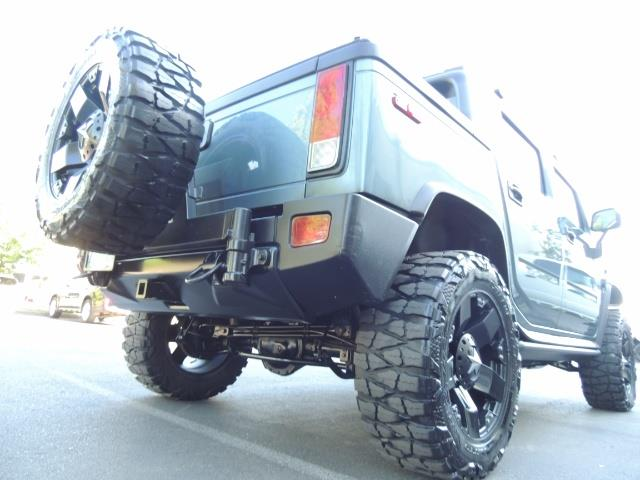 2005 Hummer H2 SUT Sport Utility Pickup 4DR / 4X4 / LIFTED - Photo 13 - Portland, OR 97217
