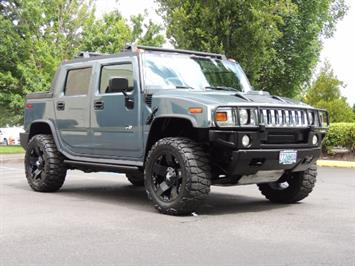 2005 Hummer H2 SUT Sport Utility Pickup 4DR / 4X4 / LIFTED Truck