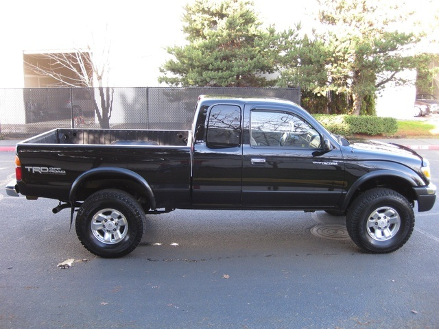 1999 toyota tacoma sr5 v6 4wd trd off road. Black Bedroom Furniture Sets. Home Design Ideas