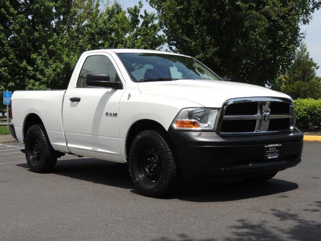 2009 Dodge Ram 1500 ST/ 2WD / Regular Cab / Excel Cond - Photo 2 - Portland, OR 97217