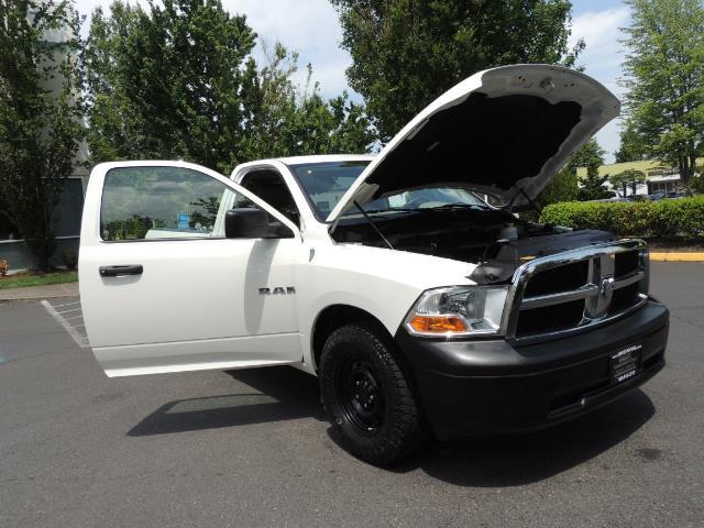 2009 Dodge Ram 1500 ST/ 2WD / Regular Cab / Excel Cond - Photo 28 - Portland, OR 97217