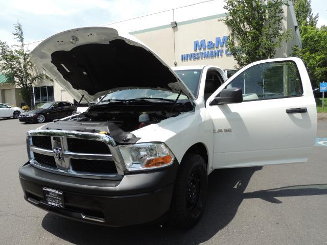 2009 Dodge Ram 1500 ST/ 2WD / Regular Cab / Excel Cond - Photo 25 - Portland, OR 97217