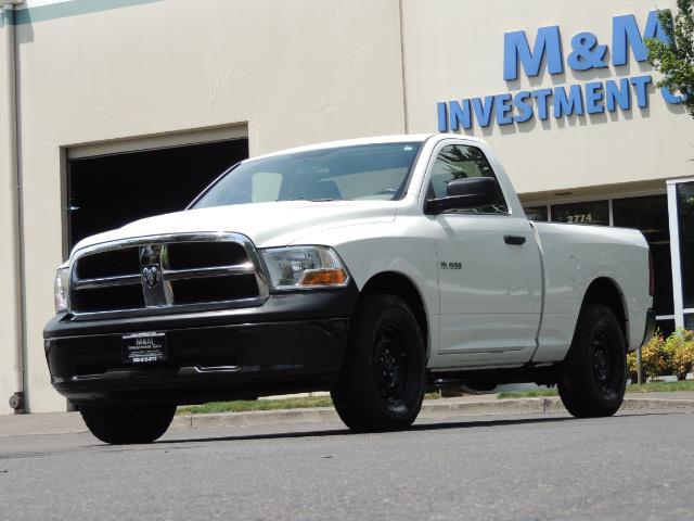 2009 Dodge Ram 1500 ST/ 2WD / Regular Cab / Excel Cond - Photo 31 - Portland, OR 97217