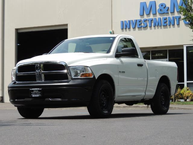 2009 Dodge Ram 1500 ST/ 2WD / Regular Cab / Excel Cond - Photo 35 - Portland, OR 97217