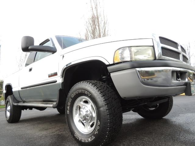 2002 Dodge Ram 2500 SLT Plus 4dr / 4X4 / 5.9L DIESEL HIGHOUTPUT/ 6-SPD - Photo 10 - Portland, OR 97217