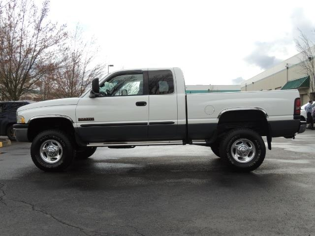 2002 Dodge Ram 2500 SLT Plus 4dr / 4X4 / 5.9L DIESEL HIGHOUTPUT/ 6-SPD - Photo 3 - Portland, OR 97217