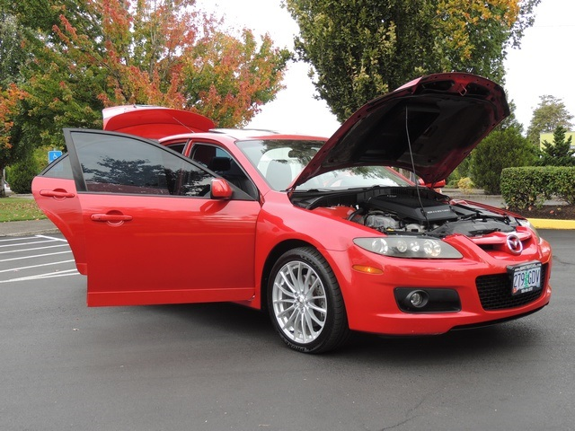 2006 mazda mazdaspeed6 grand touring awd turbo. Black Bedroom Furniture Sets. Home Design Ideas