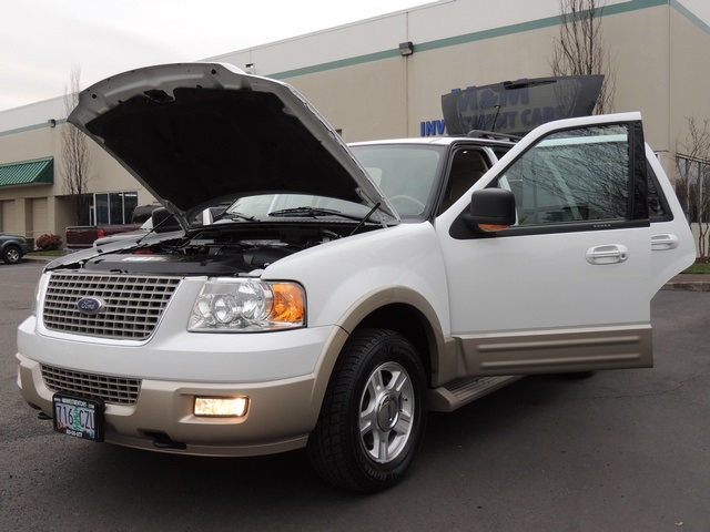 2006 ford expedition eddie bauer 4wd leather 3rd row seat rear dvd. Black Bedroom Furniture Sets. Home Design Ideas