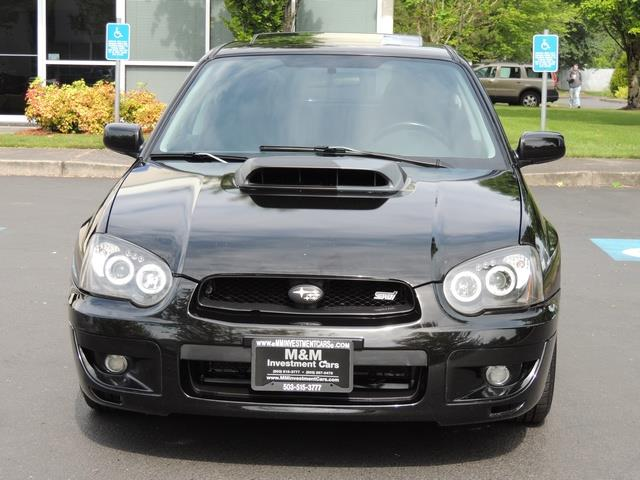 2004 subaru impreza wrx sti 5 speed turbo. Black Bedroom Furniture Sets. Home Design Ideas