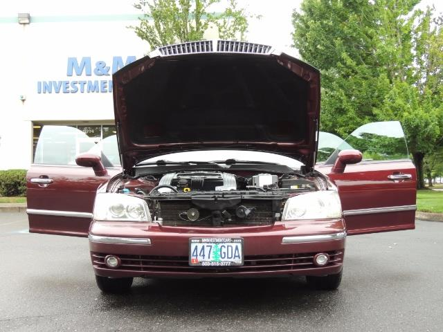 2004 Hyundai XG350 L / Leather / Sunroof / 1-OWNER / Excel Cond - Photo 32 - Portland, OR 97217