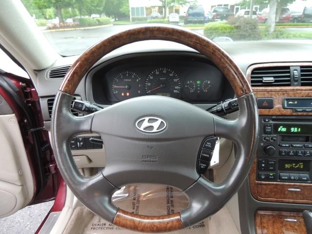 2004 Hyundai XG350 L / Leather / Sunroof / 1-OWNER / Excel Cond - Photo 19 - Portland, OR 97217