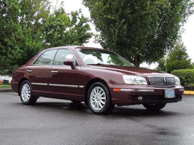2004 Hyundai XG350 L / Leather / Sunroof / 1-OWNER / Excel Cond - Photo 2 - Portland, OR 97217